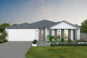 The Ko Samui, a home design by Move Homes for Perth families and Perth first time buyers