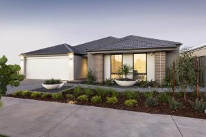 Move Homes display home at Rosehill Waters, South Guildford