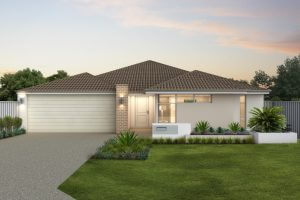 The Turbina, a new home design by Move Homes for Perth families and first time home buyers