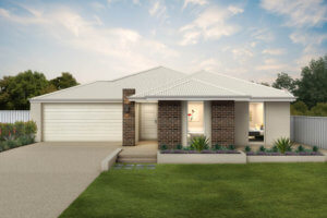 The Tromelin, a new home design by Move Homes for Perth families and first time home buyers