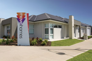 Move Homes' Serpentine home display at 22 Serpentine Drive, South Guildford for new home buyers in Perth