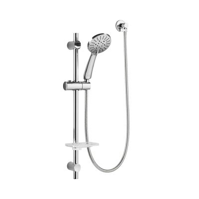 Excite Showerhead with Soap Dish