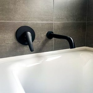 Soho Wall Mixer and Bath Spout